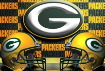 Green Bay Packers / by Stephanie Walls