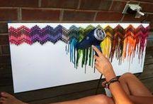 Let's Get Crafty! / by Megan Fassler