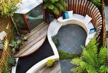 garden & studio / by Corina B