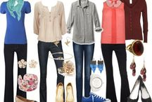 My Style / A taste of my fashion sense. If only I had enough money! / by Rebecca Lashmett