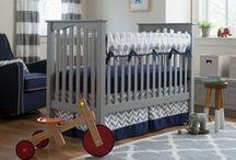 Boy Crib Bedding / by Carousel Designs