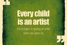art class / by Carolyn Austin