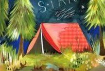 Camping / by Carolyn Austin