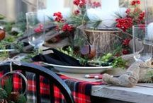 be our guest / tablescapes for events and holidays / by the flower girl