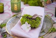 Wedding Themes - Enchanted Forest