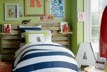 Room Ideas: Boy's / Great bedroom ideas for boys! / by Whitney {Beauty in the Mess}