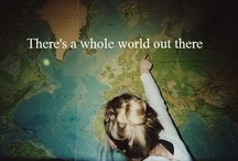 The traveler / by Amanda E