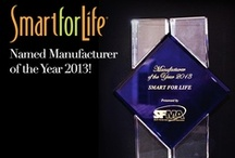 Smart for Life Awards / Here are some awards given to Smart for Life for their excellent products and services- Press