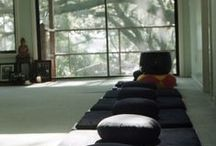 Yoga and Meditation Spaces /