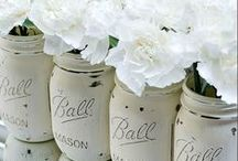 Mason Jars / All things mason jar! / by Whitney {Beauty in the Mess}
