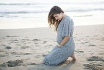 Maternity Photoshoot / by The Waking Artist
