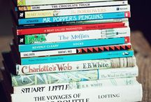 Books! / Books Books BOOKS! Includes a variety of children's books to share with future children and the classroom.  / by Rebecca Lashmett