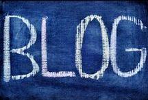 Blogging / by Amanda E