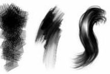 PSD brushes