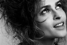 helena bonham carter...the muse / by dheBe'