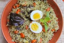 Rice recipes / Vegetarian rice dishes