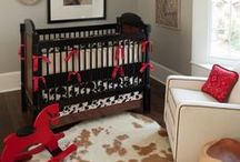 Western Nursery / by Carousel Designs