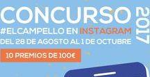 Concurso #elcampello en Instagram / Año tras año,la Concejalía de Turismo de El Campello pone en marcha el concurso #elcampello en Instagram. Tienes toda la información en nuestro Blog: blog.elcampelloturismo.com