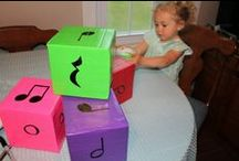 Music for the Classroom / Music activities, games, and crafts to use in the classroom.  / by Rebecca Lashmett