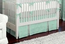 Mint Nursery / by Carousel Designs