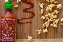 Sriracha / All things Sriracha, but mainly recipes. / by Whitney {Beauty in the Mess}