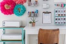 Home Decor / Ideas for decorating and organizing at home.