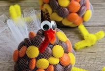Thanksgiving / Ideas and activities for Thanksgiving!