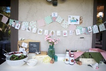 shower / Baby Shower Ideas / by Om Mama