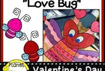 Valentine's Day / Ideas and activities for Valentine's Day!
