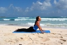 Yoga Poses / The beauty of opening your body to nourish your mind and soul, for total health and presence! www.bodywindow.com