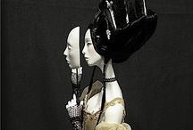 dolls / by Oxana *.*