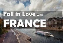 Fall in Love with France / Beautiful Images from la Belle France.