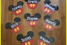Disney / Ideas related to Disney! Perfect for Disney parties and Disney classrooms.
