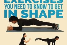 For exercising...  / by Amy Avona
