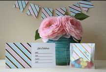 CSS | Paper Parties / Where papercrafting meets party planning at Clear and Simple Stamps...