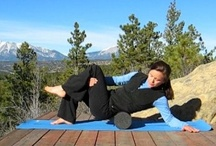 Foam Rolling / Self myofascial release is not just about physical releasing of your muscle knots.  If done in the body-mind-soul way, you can have a total body and emotional release as well! http://www.bodywindow.com/foam-rolling.html