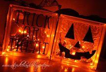 Halloween / by Kayce Farmer