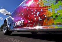 Rocket : brand design street exposure