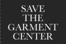 Save the Garment Center / Olive Oyl is all about Save the Garment Center and its great initiatives of promoting NYC's Garment District.