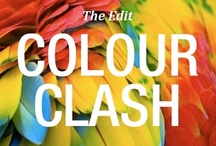 Colour Clash: The Edit / Every summer our fashion palette gets injected with a burst of beautiful colour. Bright blood orange, sunny yellow and bold blues are guaranteed to lift your mood. Pair your most vivid jewellery with neutral hues or an eye-catching rainbow ensemble. Visit us in store at Charles Fish Boutique Harlow and High Wycombe