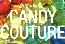 Candy Couture: The Edit / Whether they're sugary sweet or bold and brilliant; these candy coloured gems look good enough to eat! Whatever palette you choose this season make sure your accessories inject a shot of colour. Minimalism has been replaced but all things bright and beautiful, and statement earrings are set to be A/W 12's biggest jewellery trend. For a refined take on the trend we've picked out our most lady-like earrings to take you from day to night. Available at Charles Fish online.