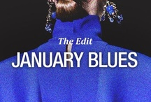 January Blues: The Edit