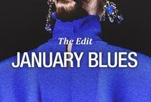 January Blues: The Edit