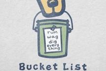 Bucket List / by Ellie Friesen