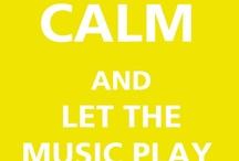 Music to my ears / by Ellie Friesen