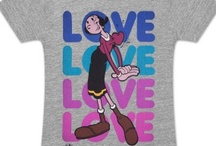 Olive Oyl Products and Merchandise