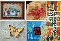 Art Classes / Online Art Classes Art Journaling  Drawing  Colored Pencil  Decorative Painting Mixed Media Classes.