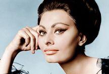 Sophia Loren / Sophia / by Zoe Bara