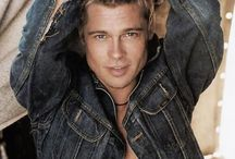 Brad Pitt / Brad / by Zoe Bara