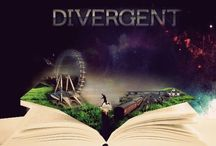 Divergent / I am a fangirl and you can't control me